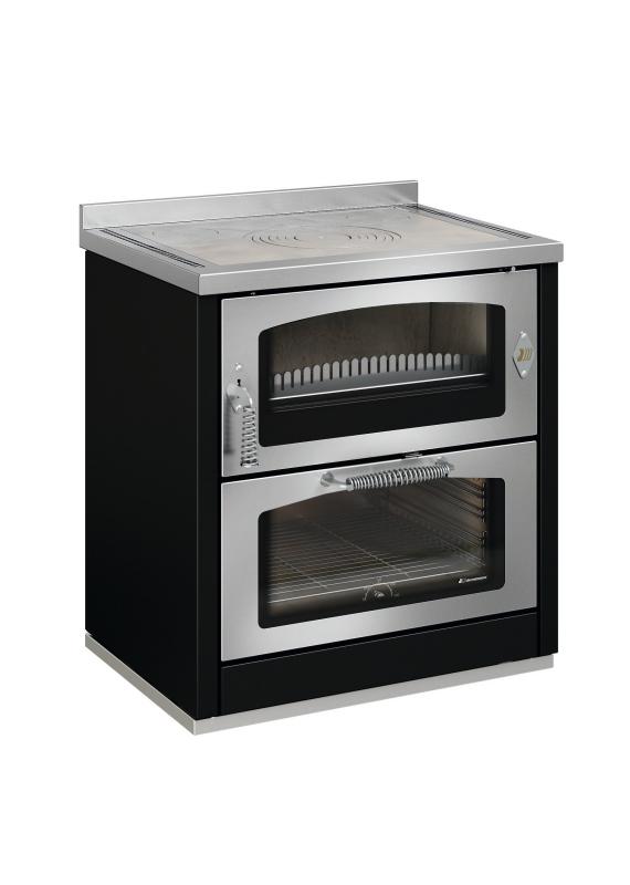 Demanincor domino 8 maxi cucina a legna stufe - Cucine a pellet prezzi ...