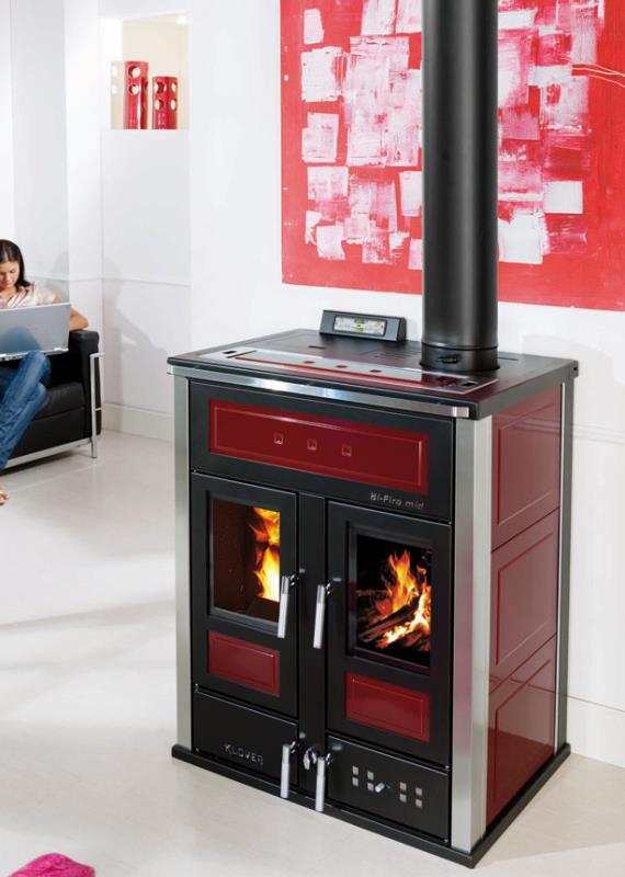 Beautiful cucine combinate legna gas ideas ideas - Termostufe combinate pellet e legna prezzi ...