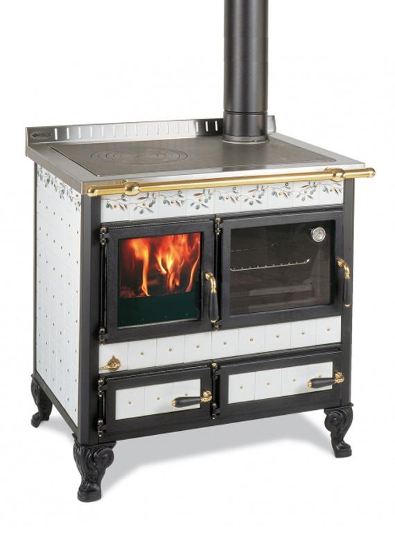 Wekos CLASSIC 90 RUSTICA – Cucina a legna – Stufe, caminetti ...