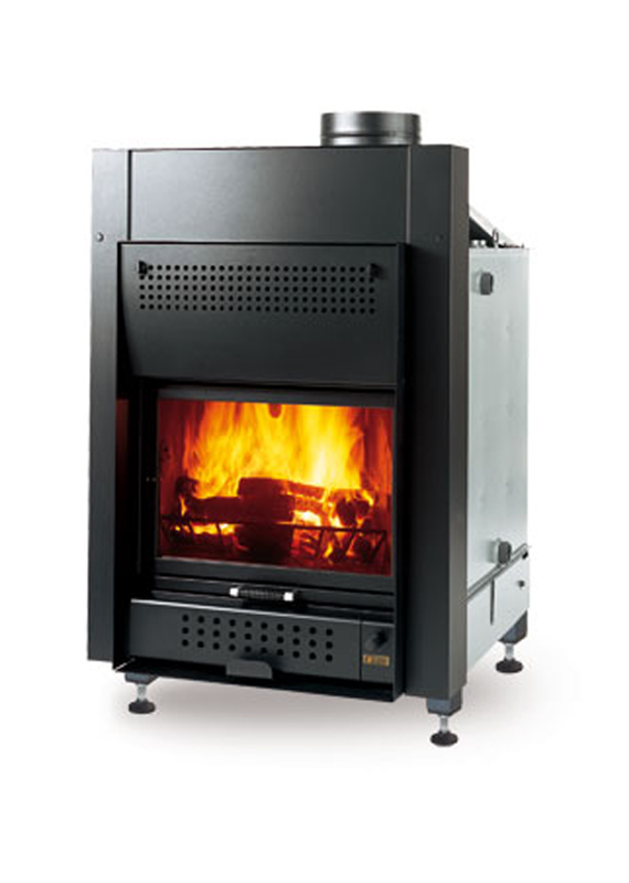 Famar sv angolo termocamino a legna pellet stufe caminetti cucine barbecue a gas legna - Stufe a pellet edilkamin catalogo ...