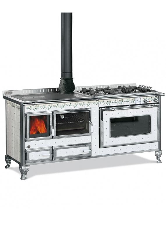 Cucine combinate legna gas – Stufe, caminetti, cucine, barbecue, a gas, legna, pellet, bioetanolo