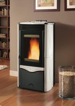 duchessa idro - termostufa  a pellet